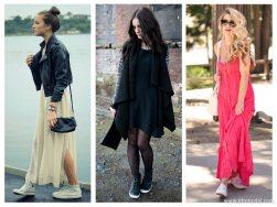 Dicas-de-moda-sobre-como-usar-tênis-que-compõem-looks-casuais-vestido-1
