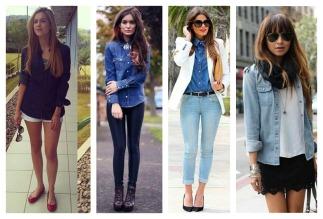 fotos-de-looks-com-camisa-jeans